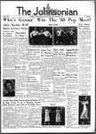 The Johnsonian November 3, 1950 by Winthrop University