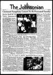 The Johnsonian November 2, 1951 by Winthrop University