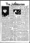 The Johnsonian November 9, 1951 by Winthrop University