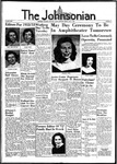 The Johnsonian May 2, 1952