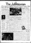 The Johnsonian September 25, 1952
