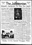 The Johnsonian October 3, 1952