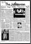 The Johnsonian March 12, 1954
