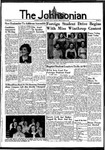The Johnsonian March 26, 1954