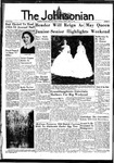 The Johnsonian April 30, 1954