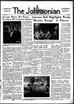 The Johnsonian October 8, 1954
