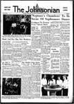 The Johnsonian October 29, 1954