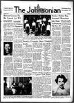The Johnsonian November 19, 1954