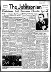 The Johnsonian December 10, 1954