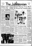 The Johnsonian March 11, 1955