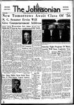 The Johnsonian May 18, 1956