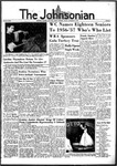 The Johnsonian November 16, 1956