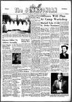The Johnsonian April 12, 1957