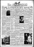 The Johnsonian November 8, 1957