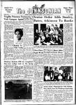 The Johnsonian November 22, 1957