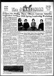 The Johnsonian April 25, 1958