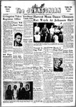 The Johnsonian September 26, 1958