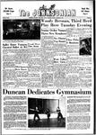 The Johnsonian November 7, 1958