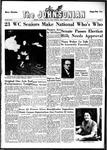 The Johnsonian December 19, 1958