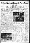 The Johnsonian December 18, 1959