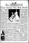 The Johnsonian October 28, 1960 by Winthrop University