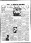 The Johnsonian September 27, 1963