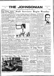 The Johnsonian October 11, 1963