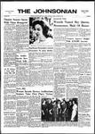 The Johnsonian October 25, 1963