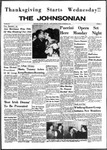 The Johnsonian November 22, 1963