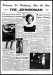 The Johnsonian April 24, 1964