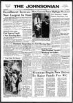 The Johnsonian September 25, 1964
