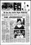 The Johnsonian April 1, 1968