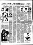 The Johnsonian January 22, 1969