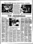 The Johnsonian April 21, 1969