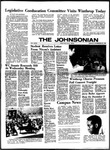 The Johnsonian November 24, 1969