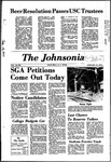 The  Jonhnsoian January 18, 1971