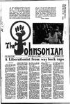The Johnsonian October 1, 1971
