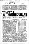 The Johnsonian October 29, 1971
