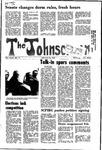 The Johnsonian January 21, 1972