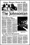 The Johnsonian April 17, 1972