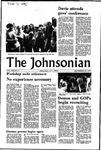 The Johnsonian September 11, 1972