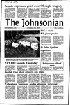 The Johnsonian September 18, 1972