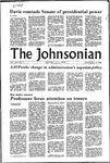 The Johnsonian November 13, 1972
