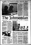 The Johnsonian April 29, 1974