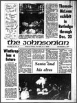 The Johnsonian December 9, 1974