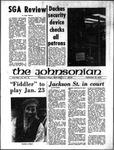 The Johnsonian January 20, 1975