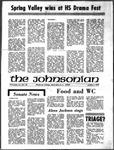 The Johnsonian April 1, 1975