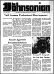 The Johnsonian October 27, 1975