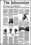 The Johnsonian November 12, 1973