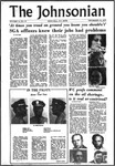 The Johnsonian December 10, 1973